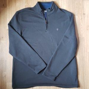 Mens Half Zip Izod Jacket Size XL